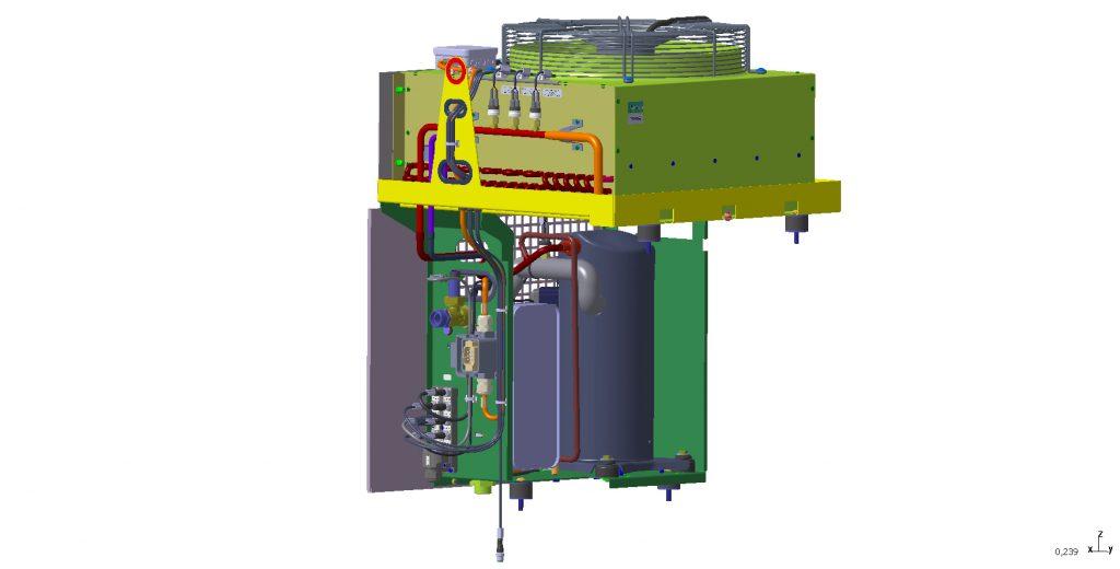 Flüssigkeitskühler 6,0kW