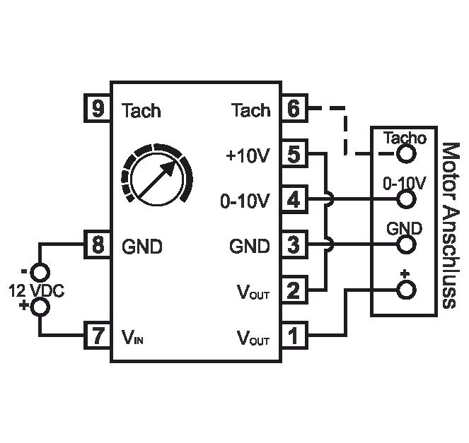 VarAnschluss DC12