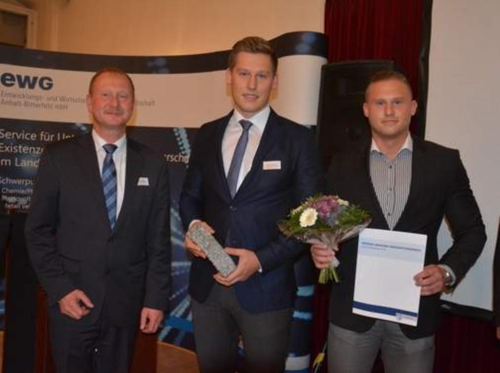 Gewinner des Reiner Lemoine Innovationspreis